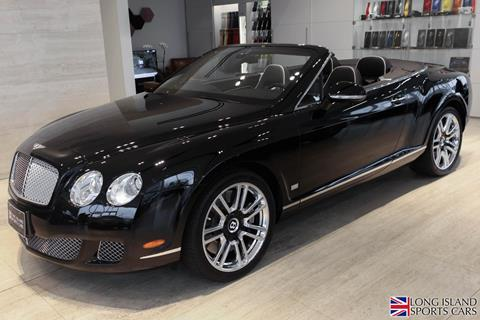 2011 Bentley Continental for sale in Roslyn, NY
