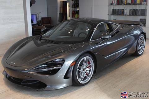 2018 McLaren 720S for sale in Roslyn, NY