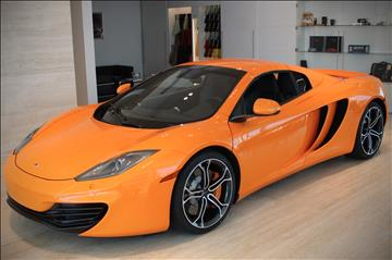 2013 McLaren MP4-12C Spider for sale in Roslyn, NY