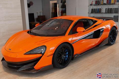 2019 McLaren 600LT for sale in Roslyn, NY
