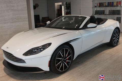 2019 Aston Martin DB11 for sale in Roslyn, NY