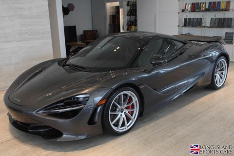 2019 McLaren 720S for sale in Roslyn, NY