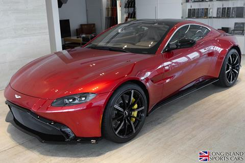 2020 Aston Martin Vantage for sale in Roslyn, NY