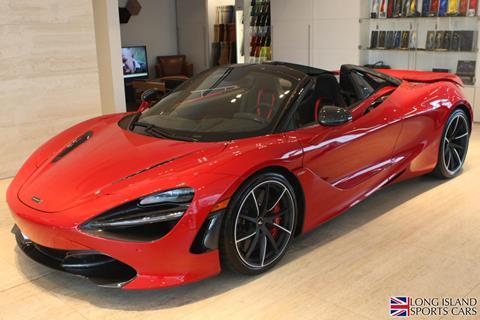 2020 McLaren 720S Spider for sale in Roslyn, NY
