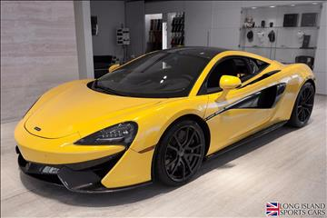 2017 McLaren 570S Coupe for sale in Roslyn, NY