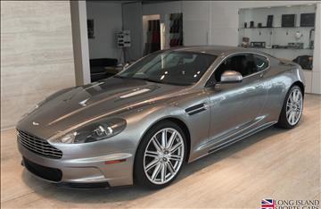 2012 Aston Martin DBS for sale in Roslyn, NY