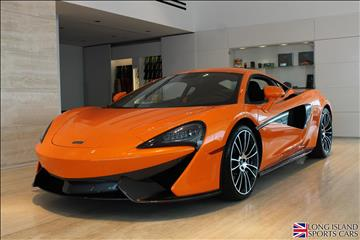 2016 McLaren 570S Coupe for sale in Roslyn, NY