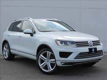 2016 Volkswagen Touareg for sale in Charlotte, NC