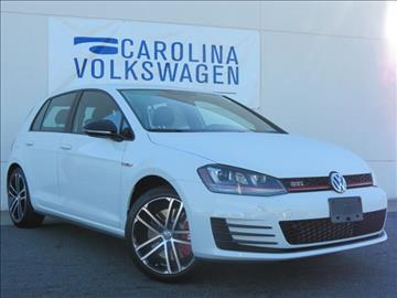 2017 Volkswagen Golf GTI for sale in Charlotte, NC