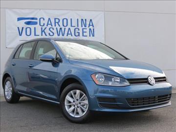 2017 Volkswagen Golf for sale in Charlotte, NC