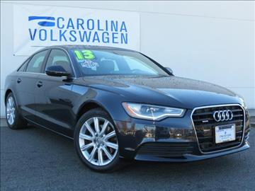 2013 Audi A6 for sale in Charlotte, NC