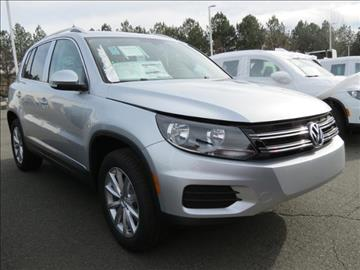2017 Volkswagen Tiguan for sale in Charlotte, NC