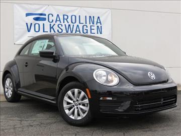 2017 Volkswagen Beetle for sale in Charlotte, NC