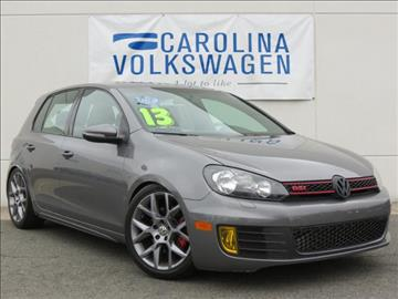 2013 Volkswagen GTI for sale in Charlotte, NC
