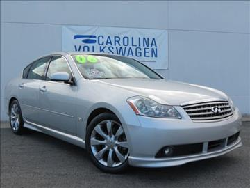 2006 Infiniti M45 for sale in Charlotte, NC