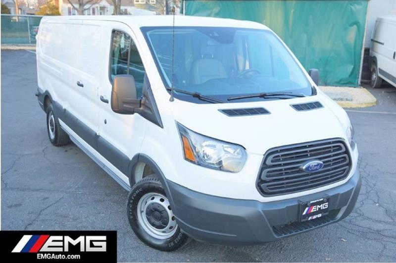 2017 Ford Transit Cargo 150 3dr LWB Low Roof Cargo Van w/60/40 Passenger S
