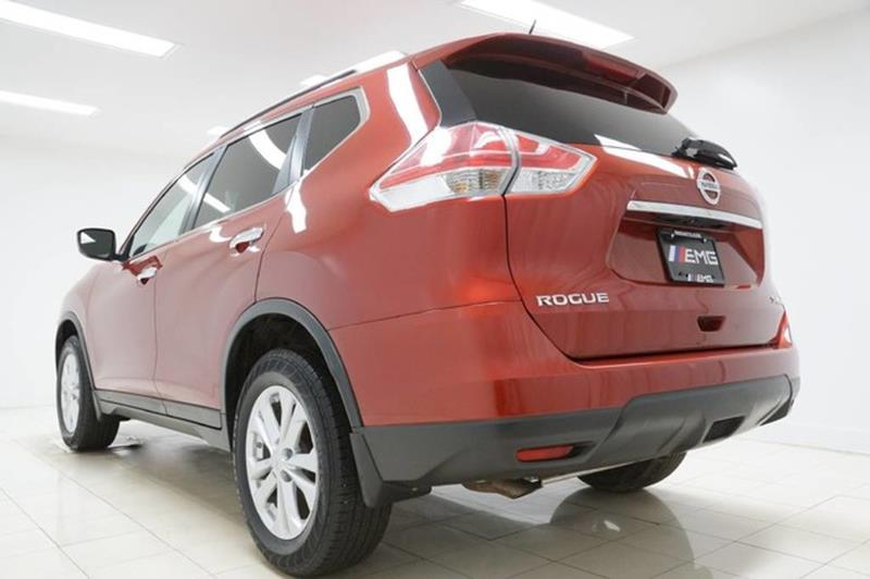 2015 Nissan Rogue SV AWD Backup Camera 1 Owner