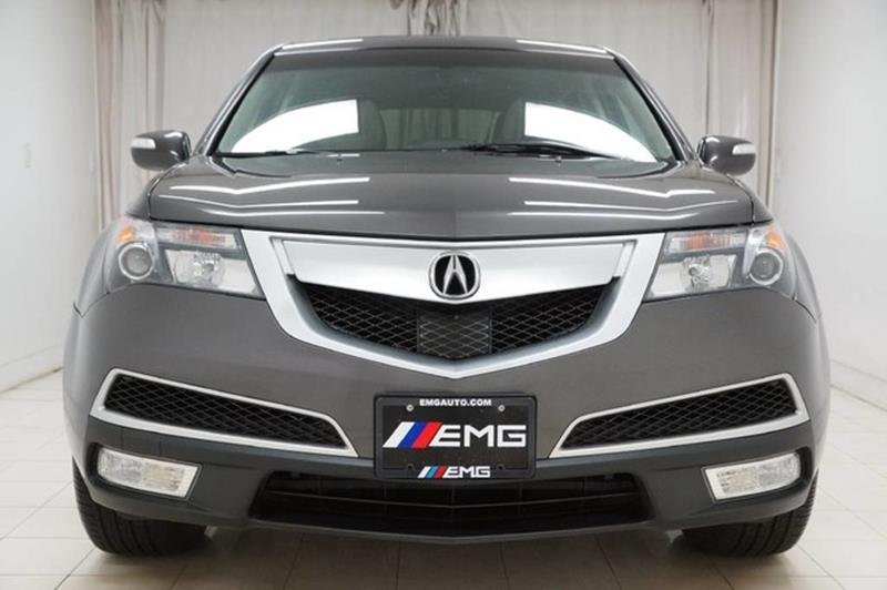 2010 Acura MDX SH AWD w/Advance 4dr SUV Package
