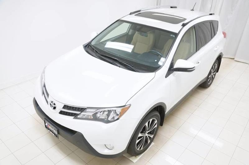 2015 Toyota RAV4 Limited AWD 4dr SUV