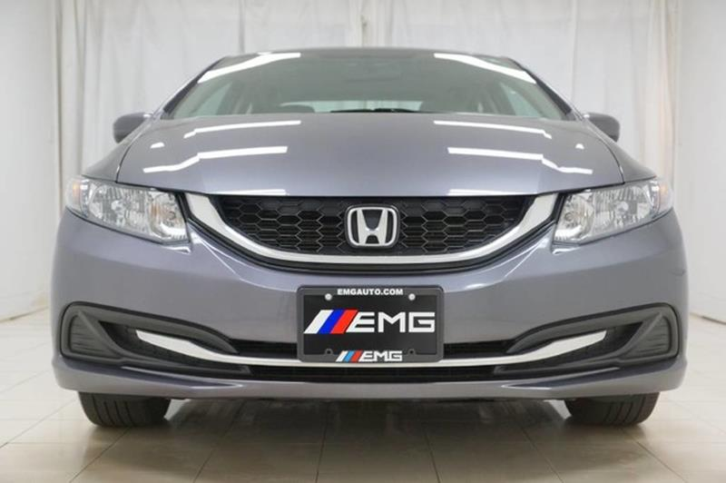 2015 Honda Civic EX 4dr Sedan