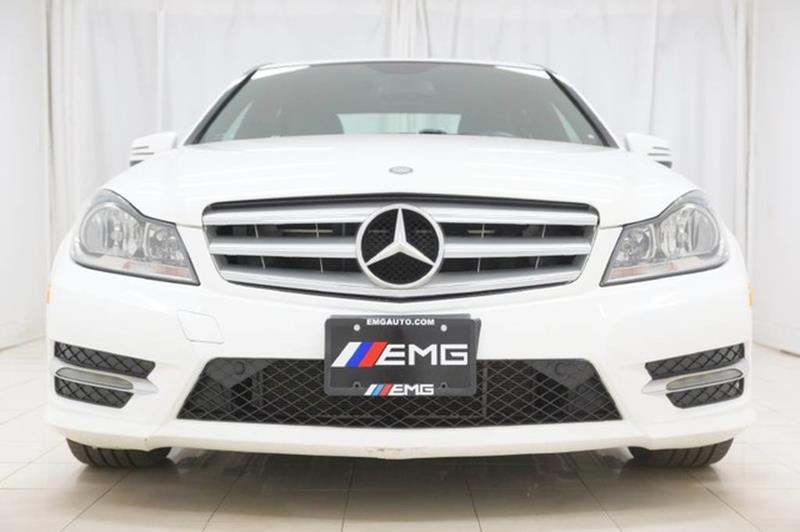 2013 Mercedes-Benz C-Class C300 Sport 4MATIC w/ Navi & rearCam