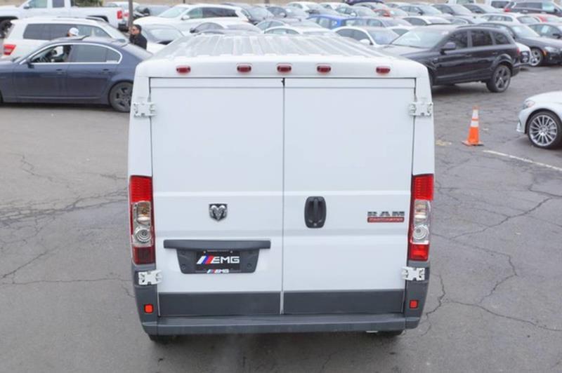 2016 RAM ProMaster Cargo 1500 136 WB 3dr Low Roof Cargo Van