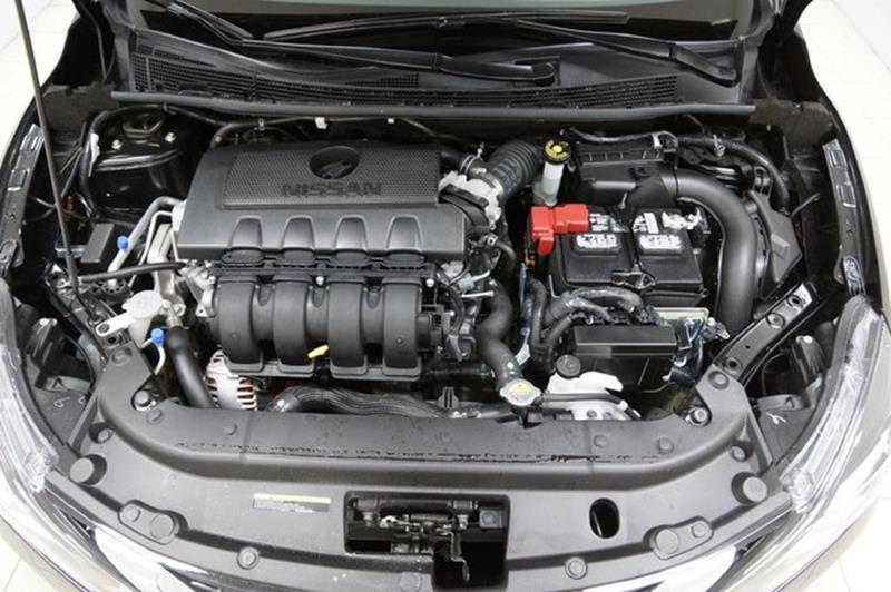 2018 Nissan Sentra S Backup Camera 1 Owner