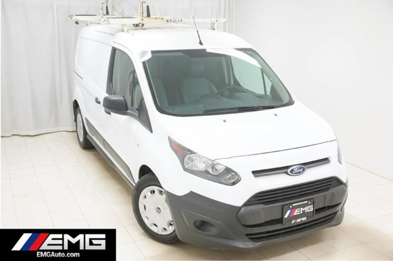 2015 Ford Transit Connect Cargo XL 4dr LWB Cargo Mini Van w/Rear Doors