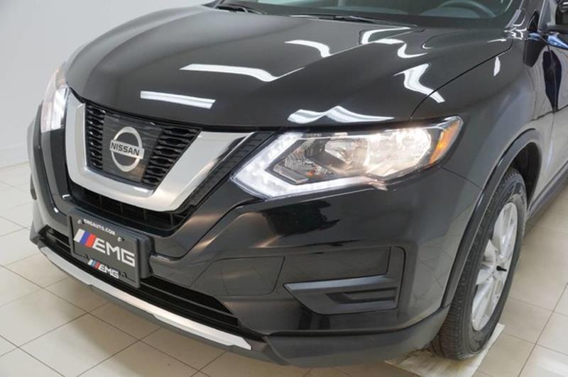 2017 Nissan Rogue SV AWD Backup Camera 1 Owner