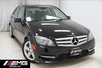2011 Mercedes-Benz C-Class for sale in Jersey City, NJ