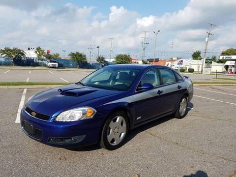 2006 Chevrolet Impala for sale in Norfolk, VA