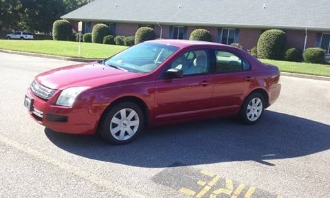 2007 Ford Fusion for sale in Norfolk, VA