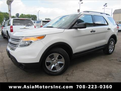 2012 Ford Explorer for sale in Stone Park, IL