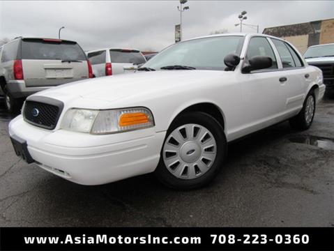 2011 Ford Crown Victoria for sale in Stone Park, IL