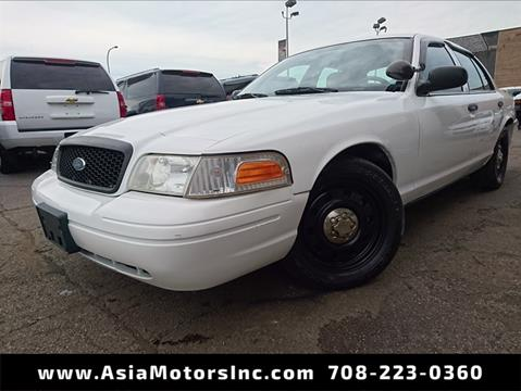 Ford Crown Victoria For Sale In Stone Park Il