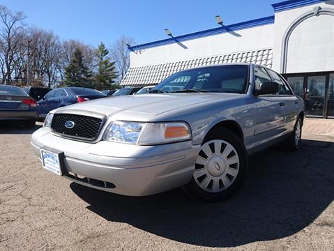 Ford Town Carlsbad Nm >> 2008 Ford Crown Victoria For Sale In Melrose Park Il