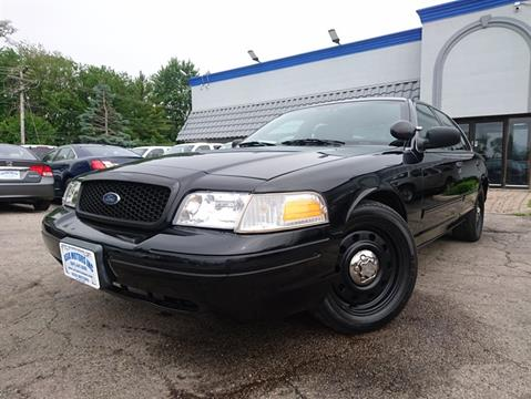 2011 Ford Crown Victoria for sale in Melrose Park, IL