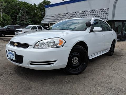 2014 Chevrolet Impala Limited Police for sale in Melrose Park, IL