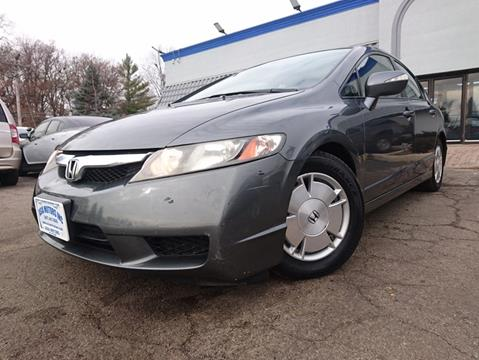 2010 Honda Civic for sale in Melrose Park, IL