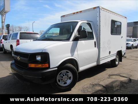 2011 Chevrolet Express Cutaway for sale in Stone Park, IL