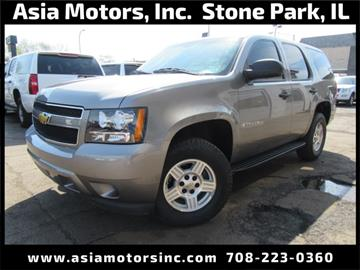 2009 Chevrolet Tahoe for sale in Stone Park, IL