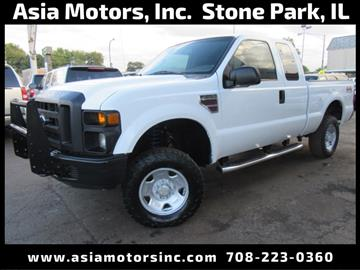 2008 Ford F-250 Super Duty for sale in Stone Park, IL