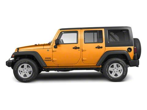 2012 Jeep Wrangler Unlimited for sale in Prestonsburg, KY