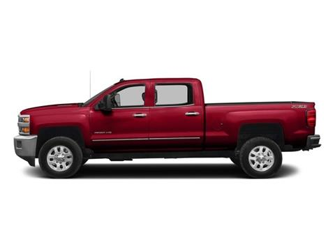 2018 Chevrolet Silverado 2500HD for sale in Prestonsburg, KY
