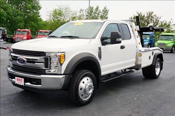 2017 Ford F-550 S/Cab
