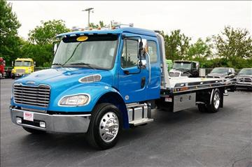 2018 Freightliner M2 Extended Cab