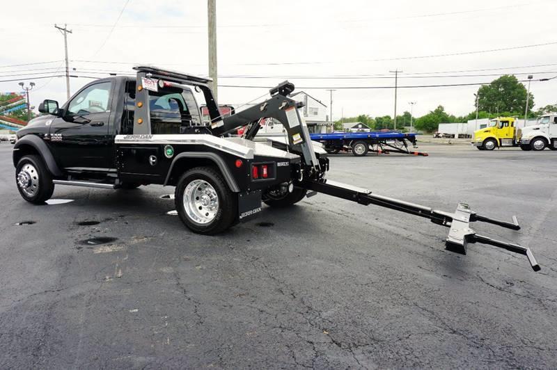 2017 Dodge Ram 4500 Wrecker Self Loader - Kenton OH