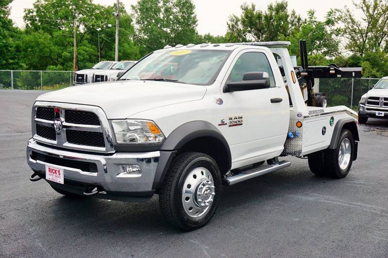 2017 Dodge Ram 4500 Wrecker Self Loader - Kenton OH
