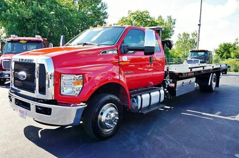 2017 Ford F-650 S/Cab
