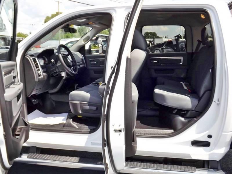 2017 Dodge Ram 5500 Crew 4x4 Twin Line Wrecker - Kenton OH